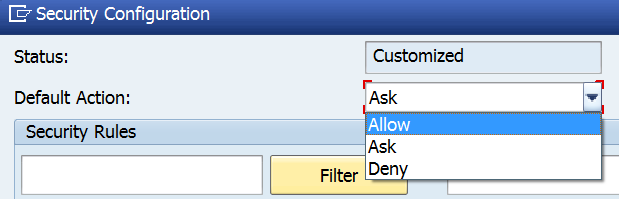 How to avoid the SAP GUI Security pop-up window – Winshuttle