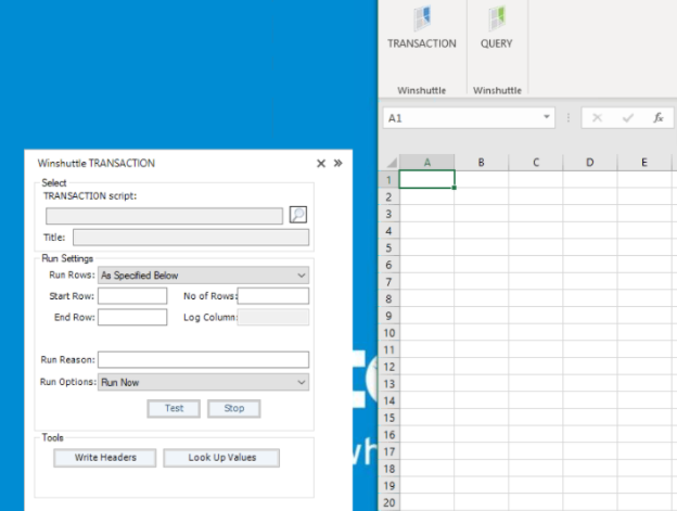 office 2016 excel opens two windows