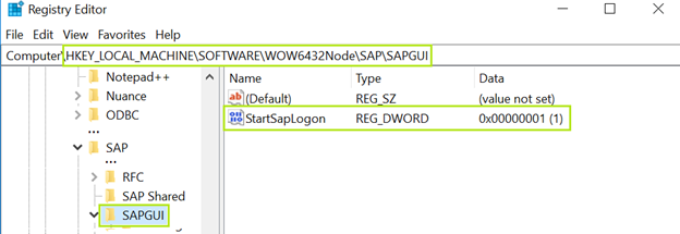 Error: Script Could Not Be Attached to SAP GUI – Winshuttle